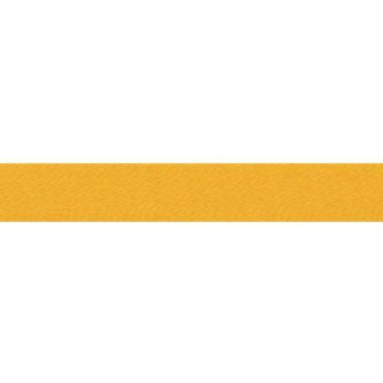 Zesty Orange Double Faced Satin Ribbon - 3mm