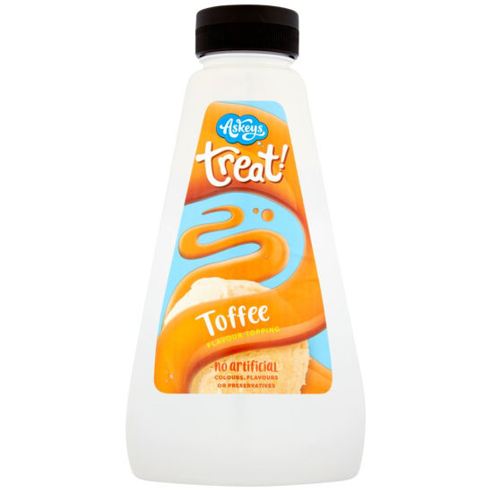 Toffee Treat Syrup 600g