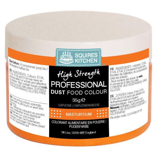 SK Professional Food Colour Dust Nasturtium (Peach) 35g