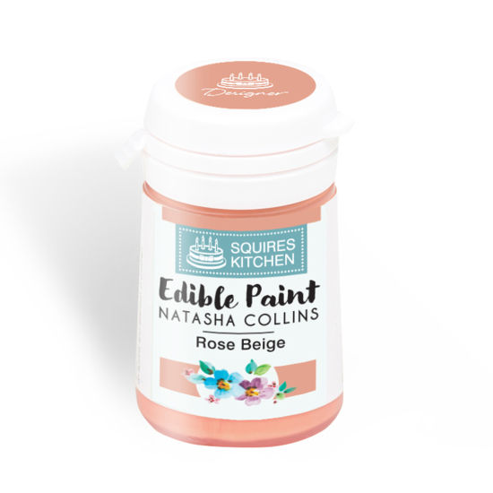 SK Edible Paint by Natasha Collins Rose Beige