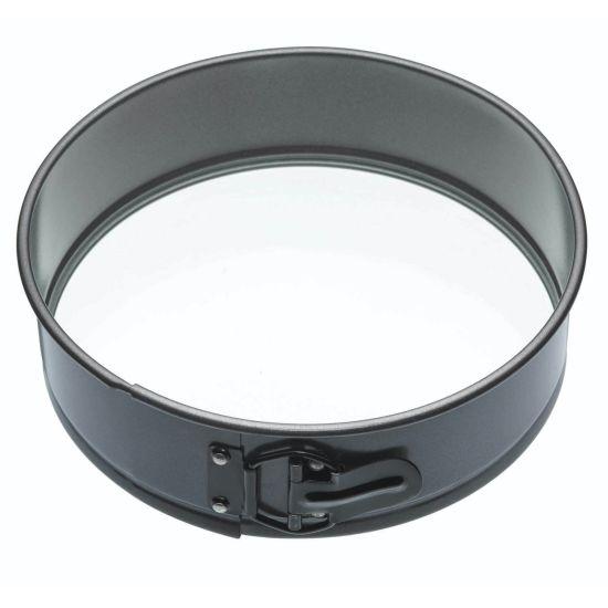 MasterClass 26cm Round Loose Base Spring Form Cake Pan