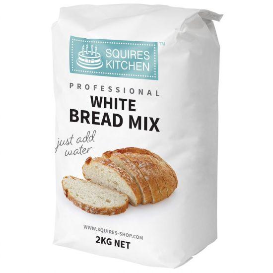 SK Professional White Bread Mix 2kg