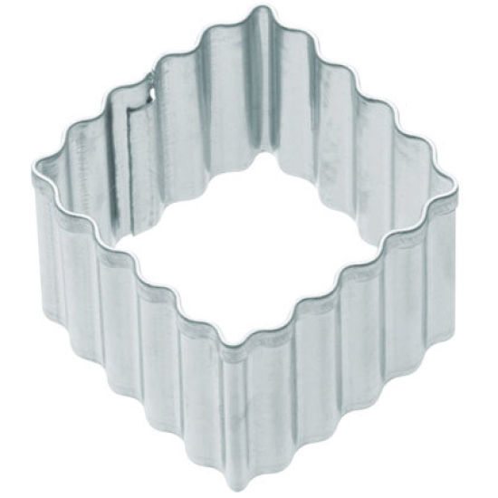 Kitchen Craft Fluted Square Cutter 6.5cm