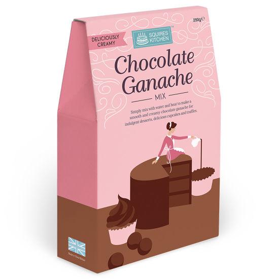 SK Chocolate Ganache Mix Boxed 250g