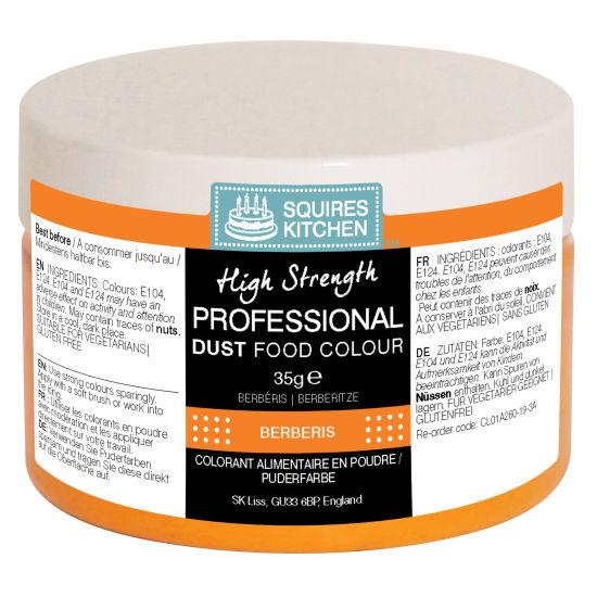 SK Professional Food Colour Dust Berberis 35g