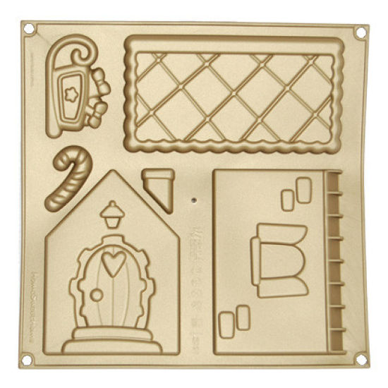 Silikomart Gingerbread House Mould