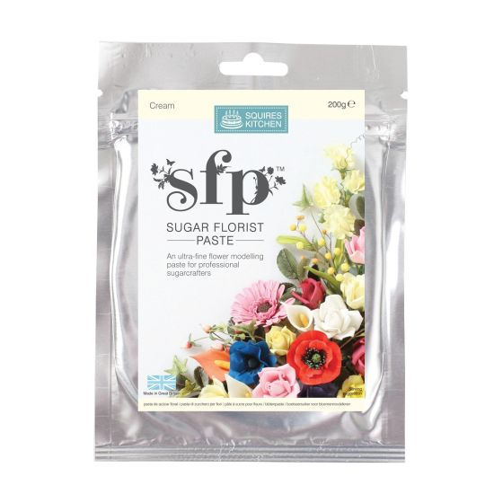 SK SFP Sugar Florist Paste Cream 200g