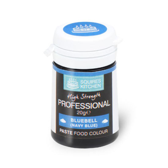 SK Professional Food Colour Paste Bluebell (Navy Blue) 20g