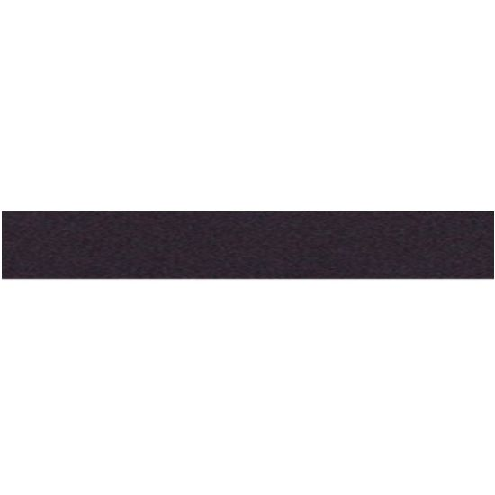 Tuxedo Black Double Faced Satin Ribbon - 15mm