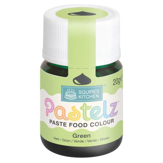SK PASTELZ Paste Food Colour Green