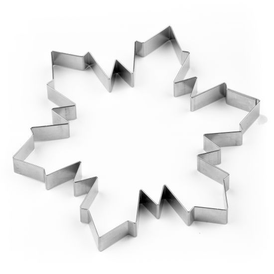 SK Winter Frosty Snowflake Cookie Cutter