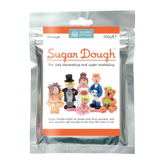 SK Sugar Dough Orange 200g