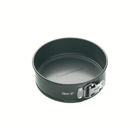MasterClass 15cm Round Loose Base Spring Form Cake Pan