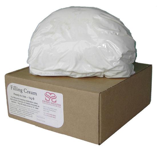 Filling Cream Vanilla 6kg
