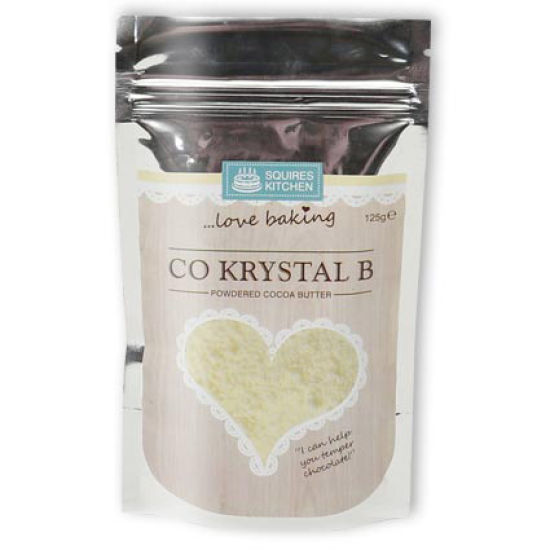 Co-Krystal B Powdered Cocoa Butter 100g