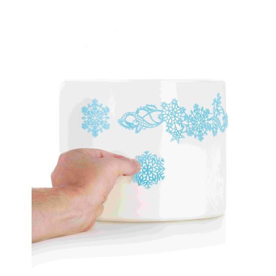 Silikomart Wondercakes Snowflake Mat Squires Kitchen Shop