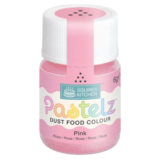 SK PASTELZ Dust Food Colour Pink