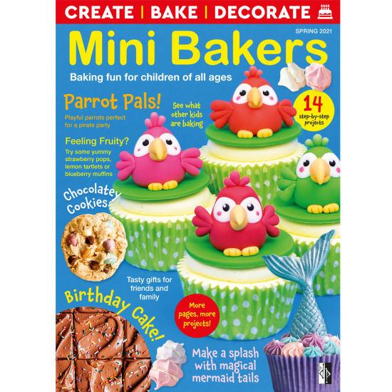Mini Bakers Magazine Spring 2021