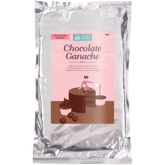 SK Chocolate Ganache Mix 1kg