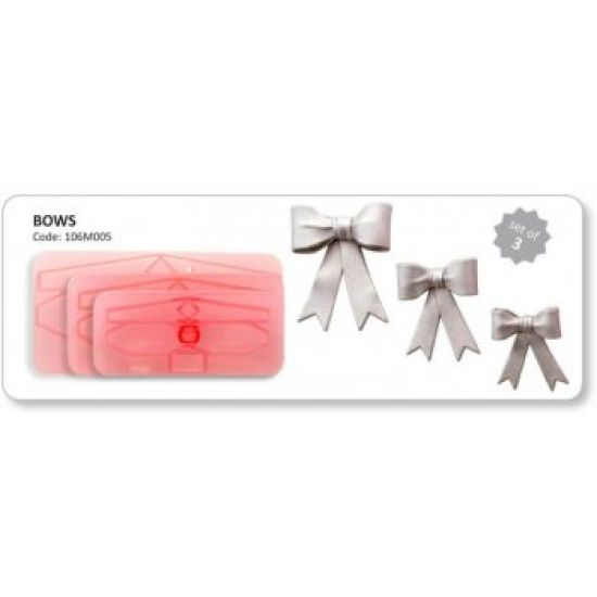 Jem Bow Cutters Large Set of 3