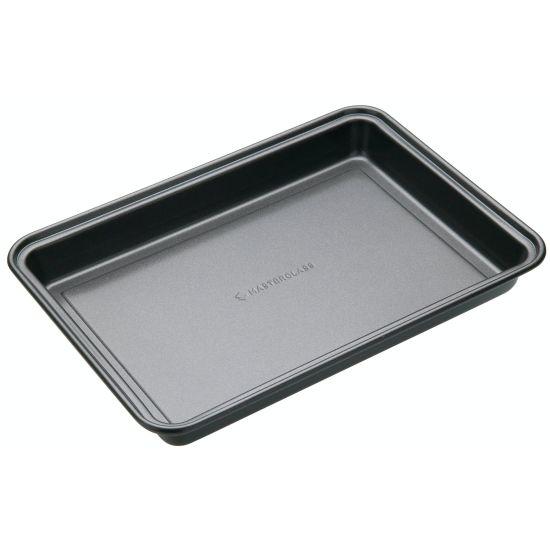 MasterClass Non-Stick 27x20cm Brownie Pan