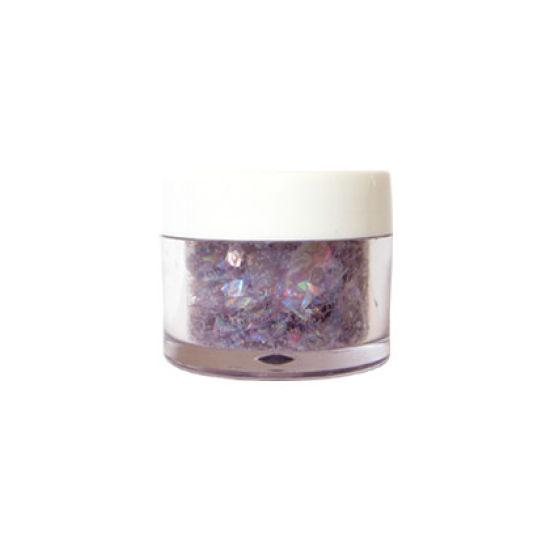 Magic Sparkles Edible Glitter Sprinkles Hint of Violet