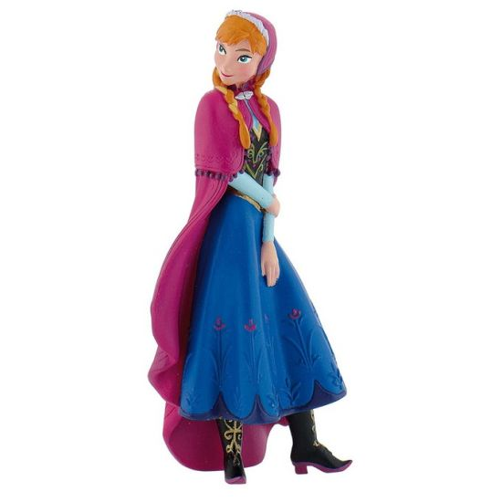 Anna Disney Frozen Figurine