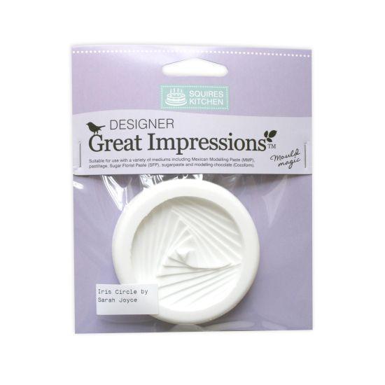SK Great Impressions Designer Mould by Sarah Joyce