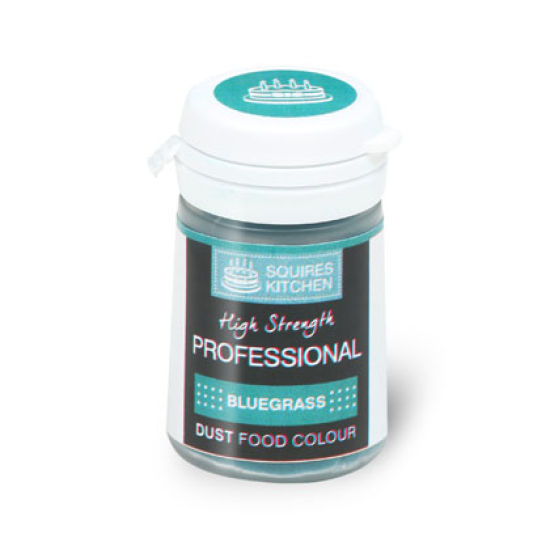 SK Professional Food Colour Dust Bluegrass 4g