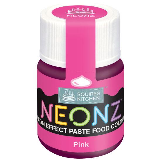 SK NEONZ Paste Food Colour Pink
