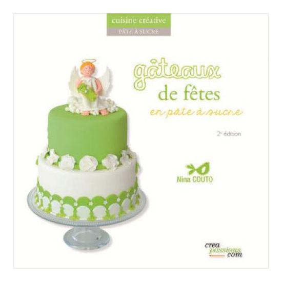 Gâteaux de fêtes en pâte à sucre