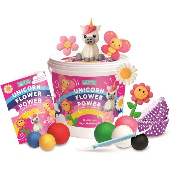 SK Unicorn Flower Power Modelling Kit