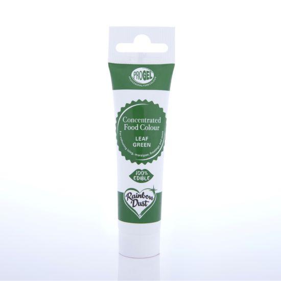 Rainbow Dust ProGel Professional Food Colour - Leaf Green