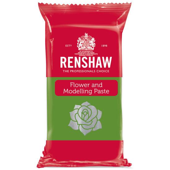 Renshaw Flower & Modelling Paste Grass Green 250g