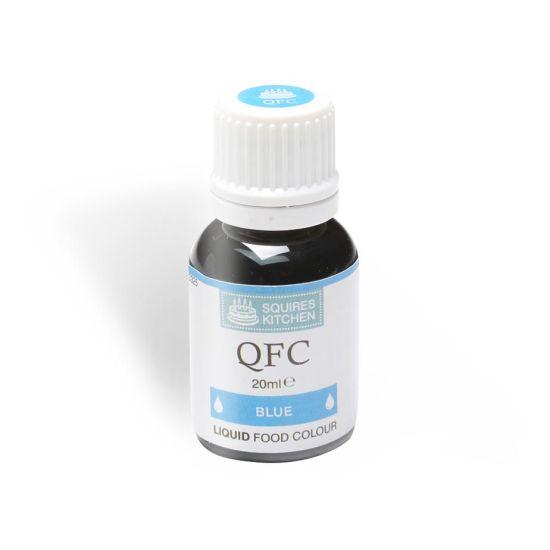 SK QFC Quality Food Colour Liquid Blue 20ml