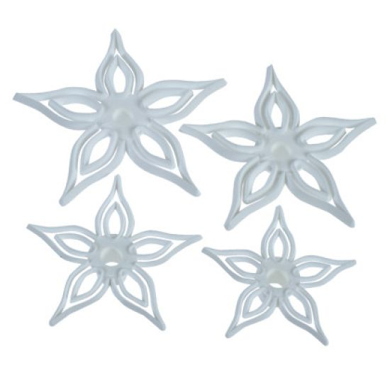 Orchard Products Cutter Lace Flower Cutter Set
