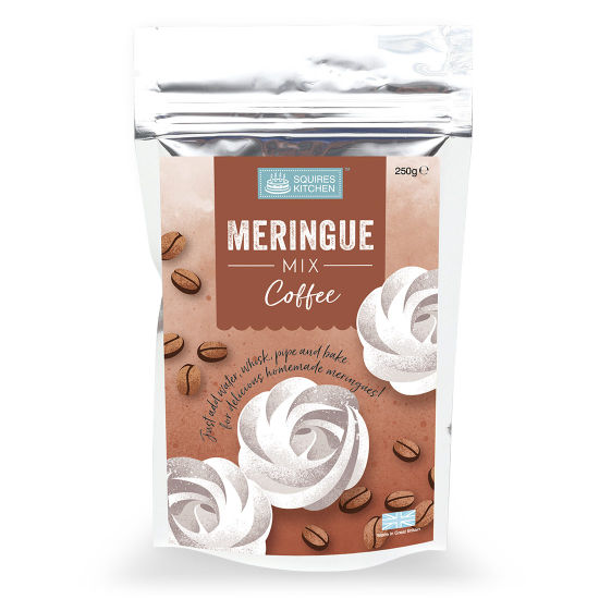 SK Meringue Mix Coffee 250g