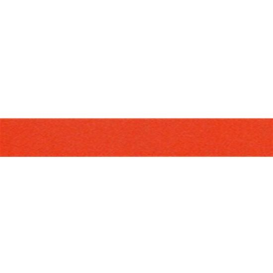 Orange Delight Double Faced Satin Ribbon - 25mm