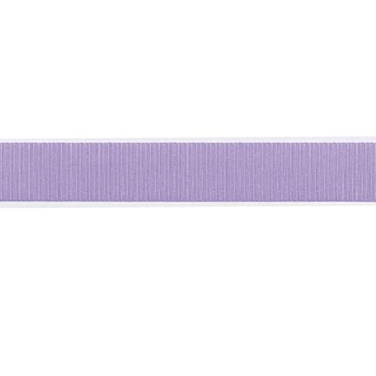 Lilac Grosgrain Ribbon 16mm