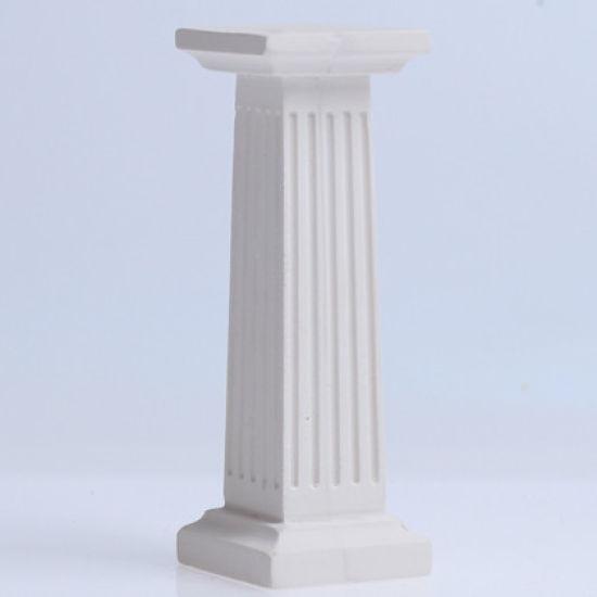SK Plaster Pillar Square 5 Inch