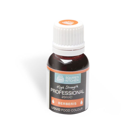 SK Professional Food Colour Liquid Berberis