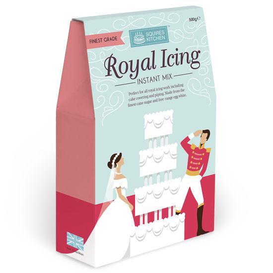 SK Royal Icing White Boxed 500g