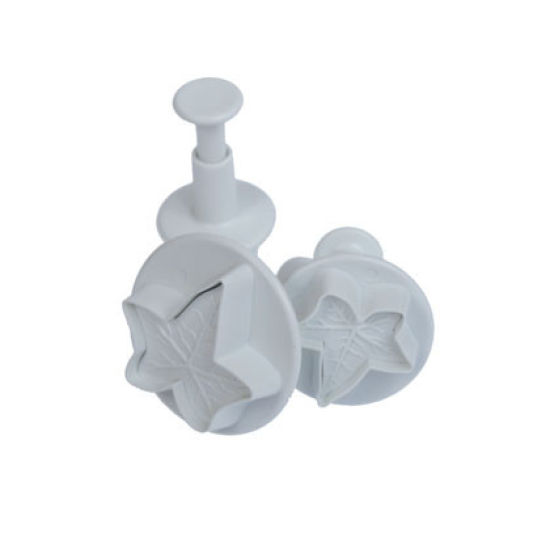 PME Veined Ivy Leaf Plunger Cutter