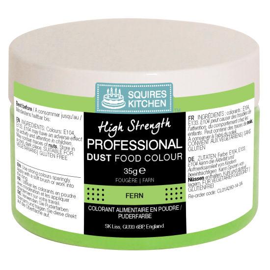 SK Professional Food Colour Dust Fern 35g