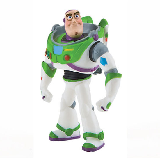 Buzz Lightyear Disney Figurine