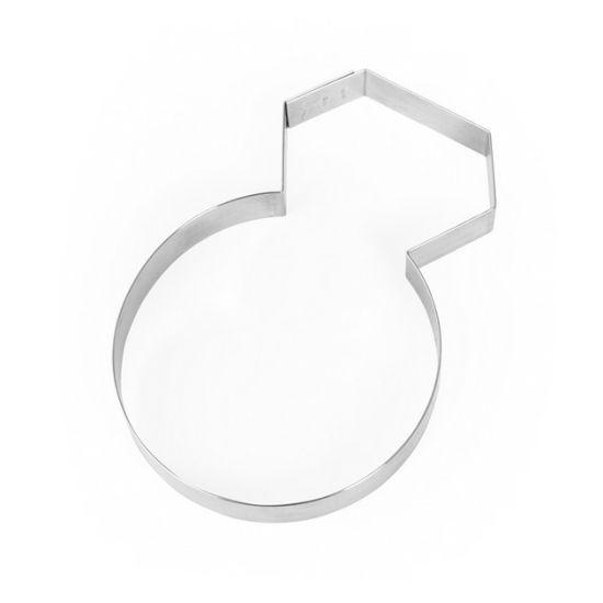 SK Celebration Diamond Ring Cookie Cutter