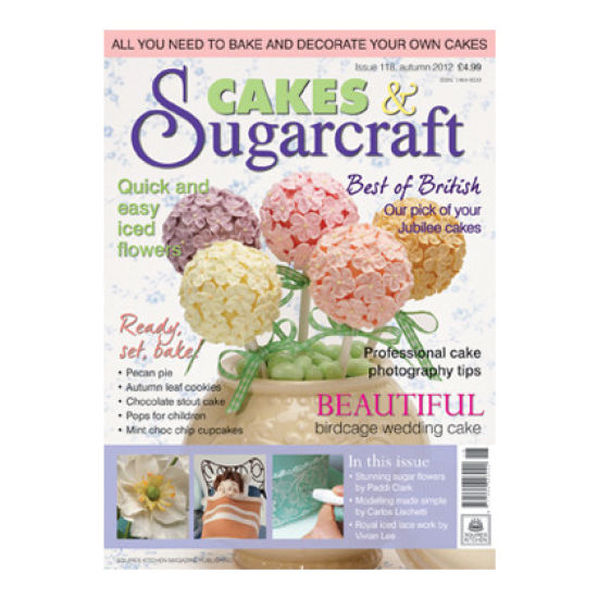 Cakes & Sugarcraft Magazine Autumn 2012