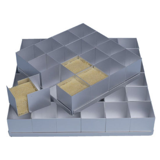 SK 36 Compartment Square Mini Pan 50x50mm