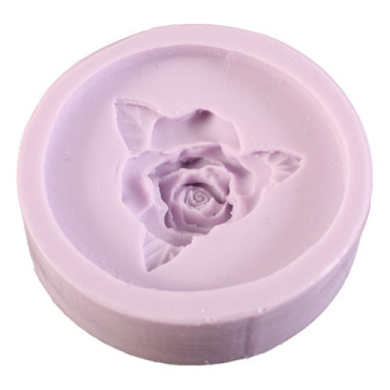 Karen Davies Single Rose Cupcake Mould