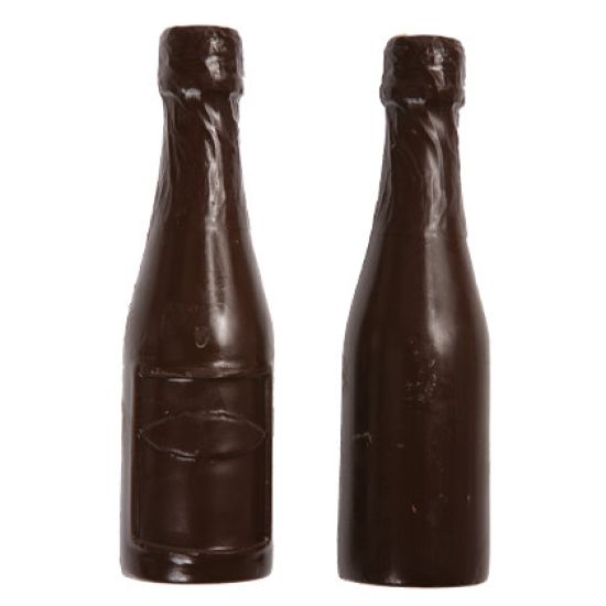 Large Champagne Bottle Chocolate Moulds